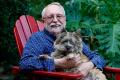 Scruffy mcgruff and pet human
